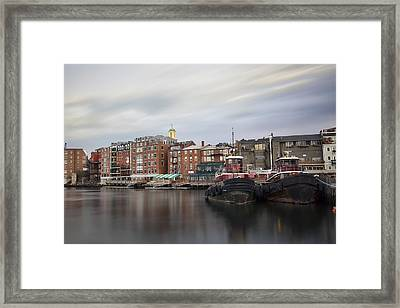 Dos Amigos Framed Print by Eric Gendron