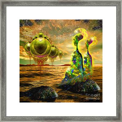 Double Framed Print