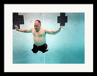 Disability Photographs Framed Prints
