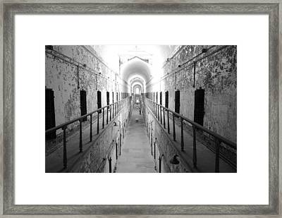 Double Decked Framed Print