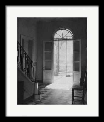 Screened Porchs Framed Prints