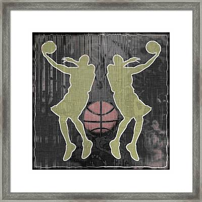 Double Hook Framed Print by David G Paul
