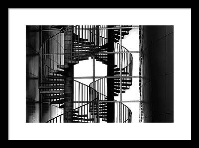 Double Helix Framed Prints