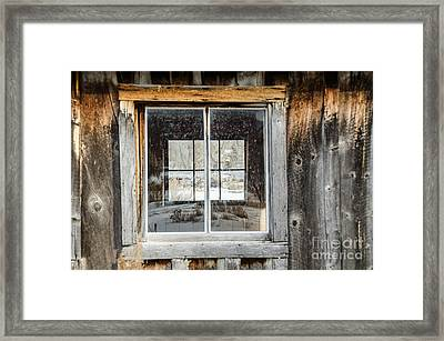 Doubling Up Framed Print