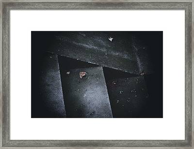 Doubt Framed Print
