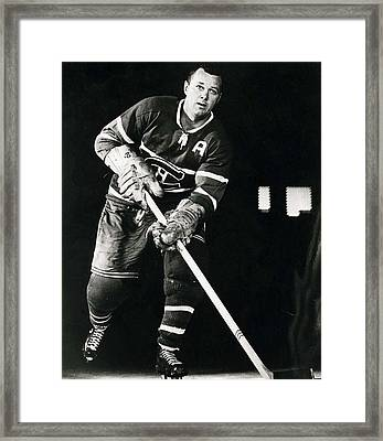 Doug Harvey Poster Framed Print by Gianfranco Weiss