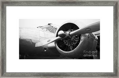 Douglas Dc-3 Framed Print by Chris Dutton