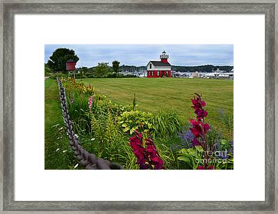 Douglas Lighthouse Water Tower Framed Print