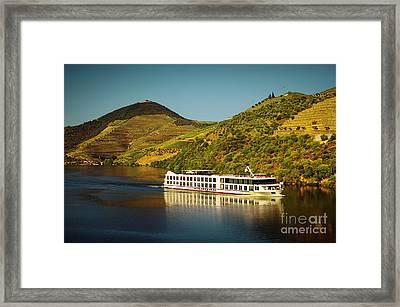 Douro Landscape V Framed Print