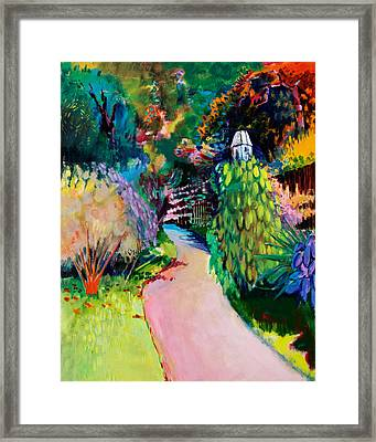 Dovecote  Exotic Framed Print by Marco Cazzulini