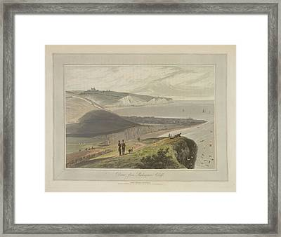 Dover Framed Print by British Library