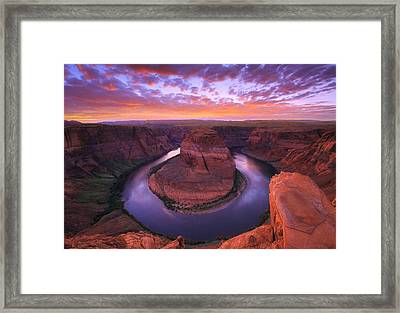 Down Beauty Framed Print by Kadek Susanto