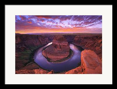 Grand Canyon State Framed Prints
