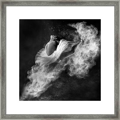 Down To Earth Framed Print by Antonyus Bunjamin (abe)