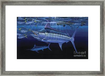 Down Under Off0055 Framed Print by Carey Chen