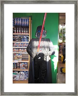 Downtown Disney Anaheim - 12125 Framed Print by DC Photographer