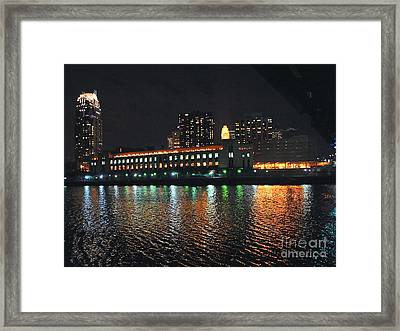 Downtown Minneapolis Framed Print by Graham Taylor