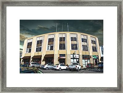 Downtown Pomona - 02 Framed Print