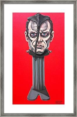 Doyle Wolfgang Von Frankenstein Framed Print
