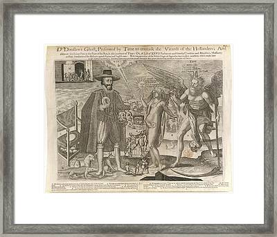 Dr. Dorislaw's Ghost Framed Print by British Library