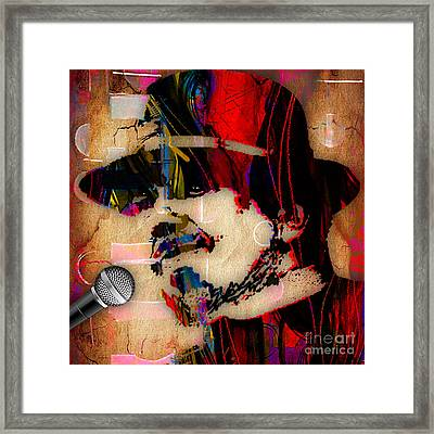 Dr John Collection Framed Print