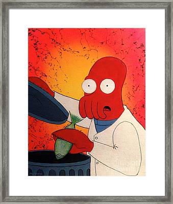 Lucky Day Framed Print by Drew Goehring