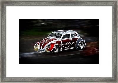 Drag Bug 4 Framed Print