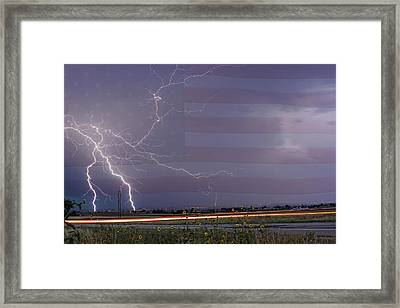 Drag On Usa Framed Print by James BO  Insogna