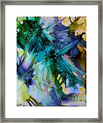 Dragonfly Dreamin Framed Print