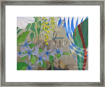 Dragonfly Dreams Framed Print by Richard Dotson