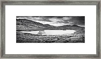 Dramatic Scotland Framed Print