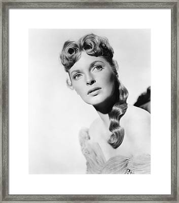 Drango, Julie London, 1957 Framed Print