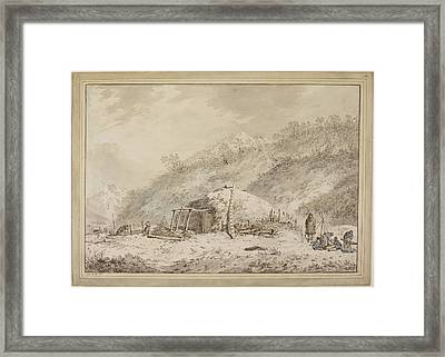 Drawings Made In The South Seas Framed Print by British Library