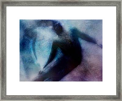 Drawn Together Framed Print by Gun Legler