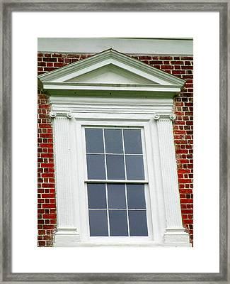 Drayton Window 2 Framed Print
