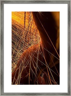Dreadline Framed Print by Adam Chilson