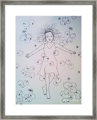 Dream 1 Framed Print by Esther Rowden
