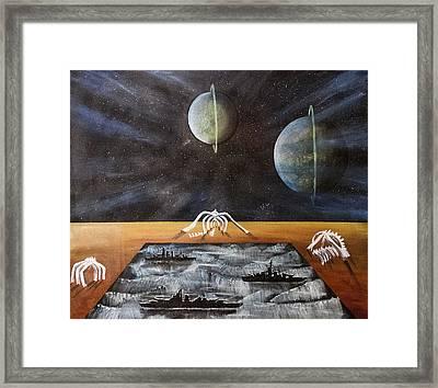 Dream 18 Framed Print by Cedric Chambers