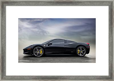 Dream #458 Framed Print by Douglas Pittman