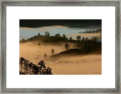 Dream A Little Dream Framed Print by Susan Kimball