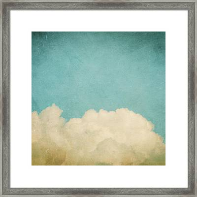 Dream A Little Dream Framed Print