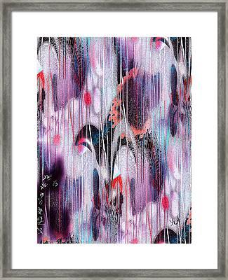 Framed Print featuring the painting Dream Academy by Yul Olaivar
