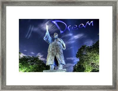 Dream Framed Print by Andrew Nourse