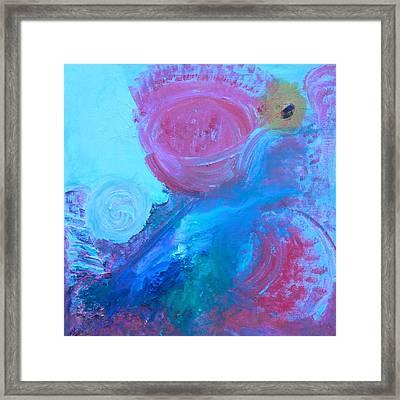 Dream Angel Framed Print by Jay Kyle Petersen