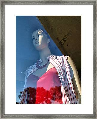Dream Away Framed Print by Tom Druin