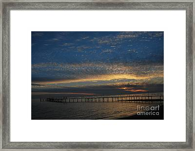 Framed Print featuring the photograph Dream Beach by Erhan OZBIYIK