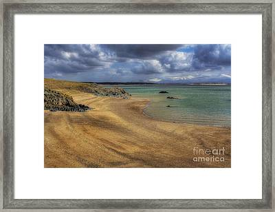 Dream Beach Framed Print by Ian Mitchell