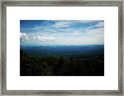 Dream Big Framed Print by Kim Fearheiley