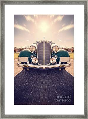 Dream Car Framed Print