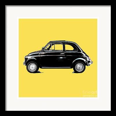 Little Italy Framed Prints